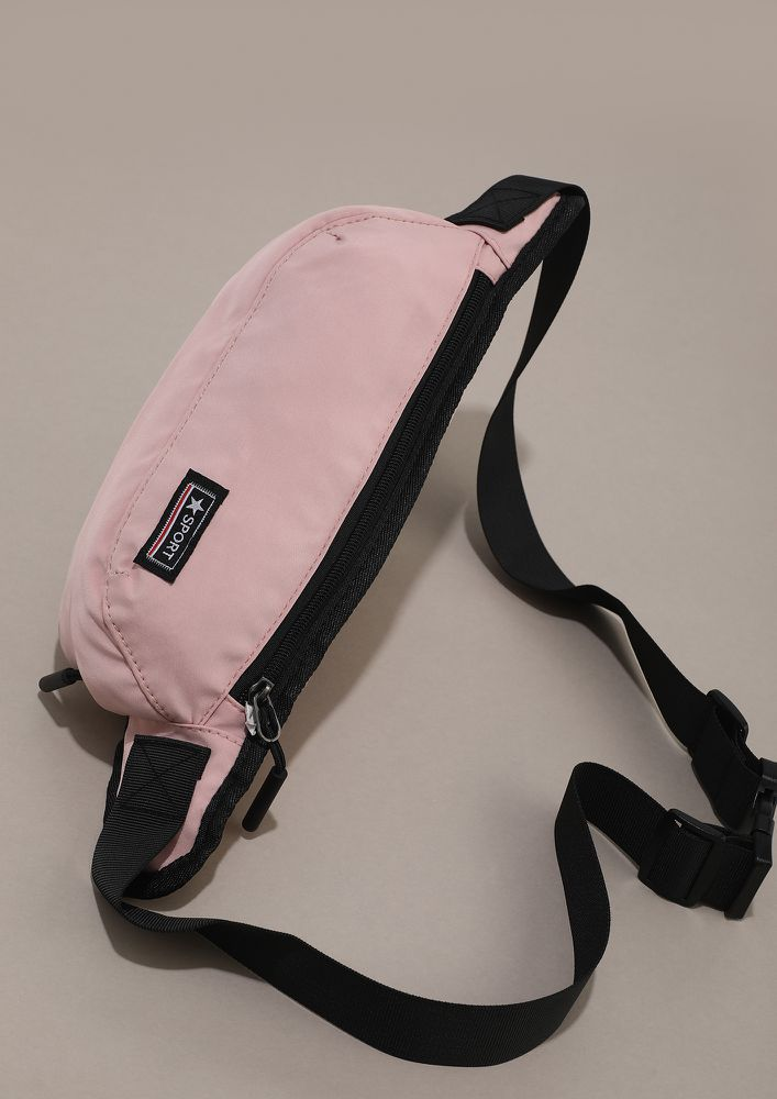 FULFILLING MY WISHES PINK FANNY PACK
