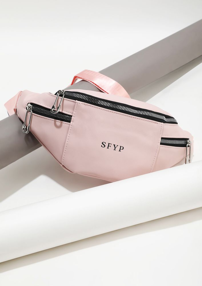 BLANK SPACE PINK FANNY PACK