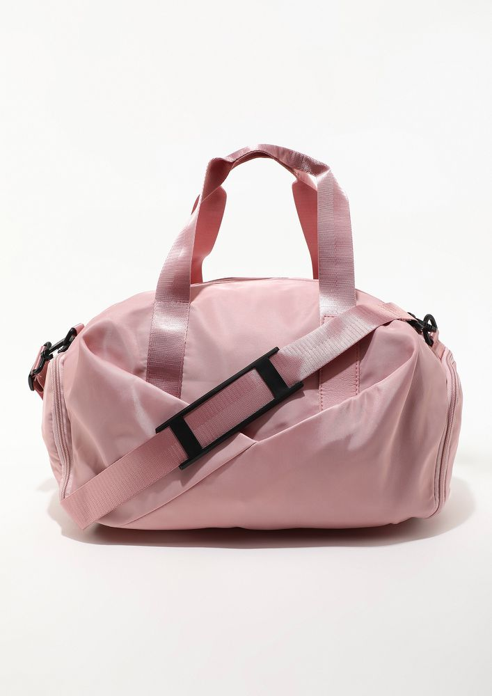 IN THE NICK OF TIME DUFFLE BAG