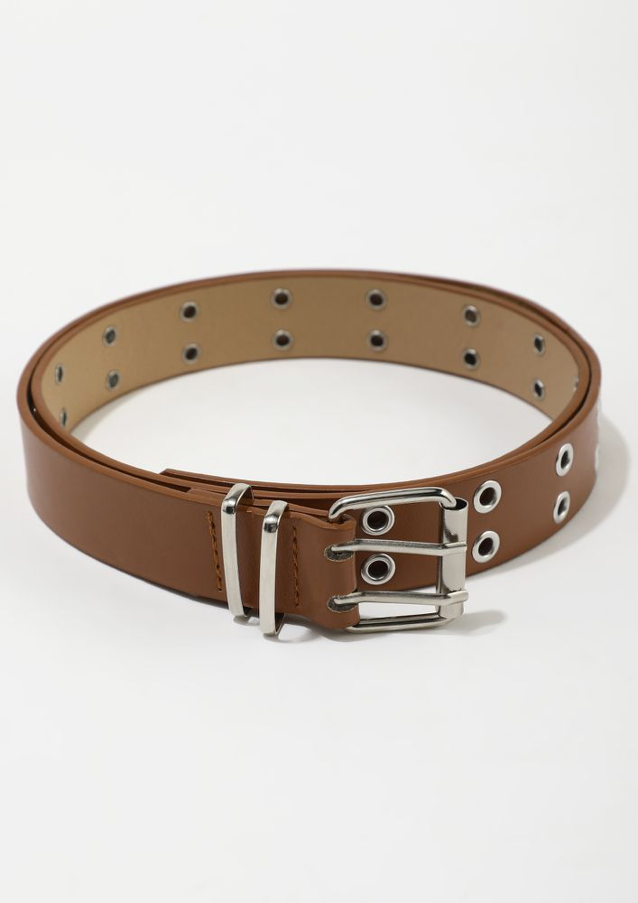 SIMPLE HIGH THINKING BROWN BELT