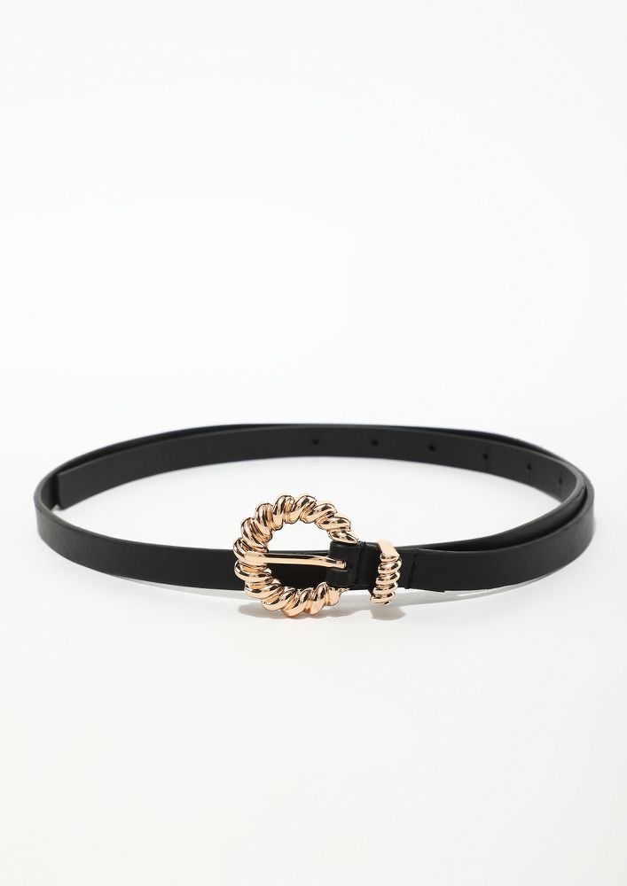 TOUCH OF GOLD BLACK BELT