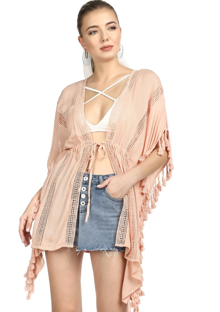COAST TO COAST PINK COVER-UP
