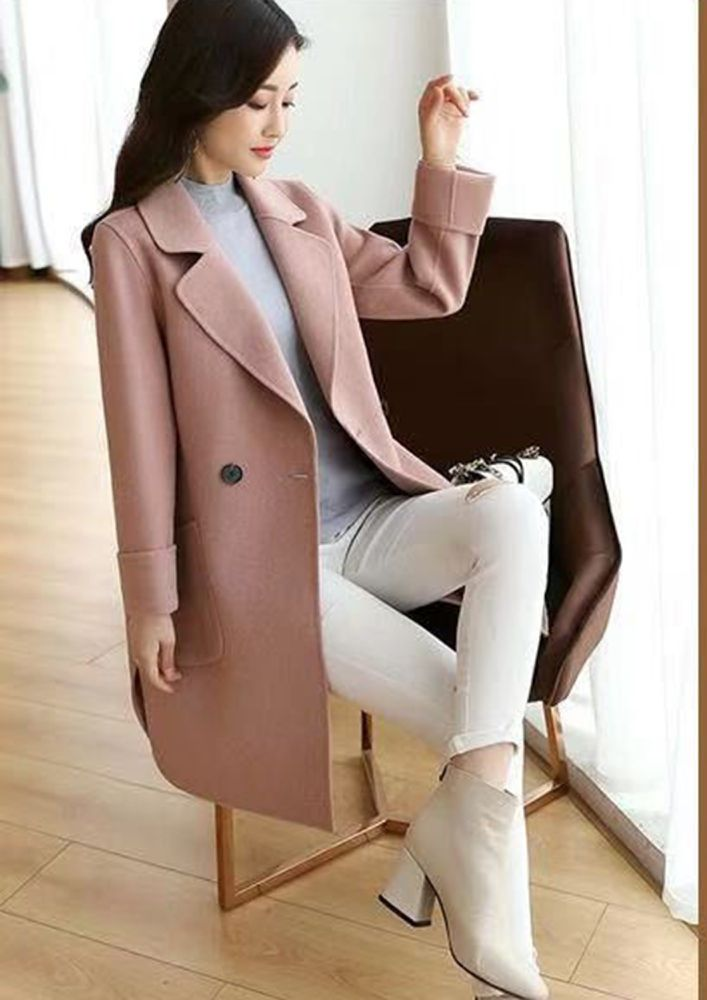 LONG AND STUNNING COAT
