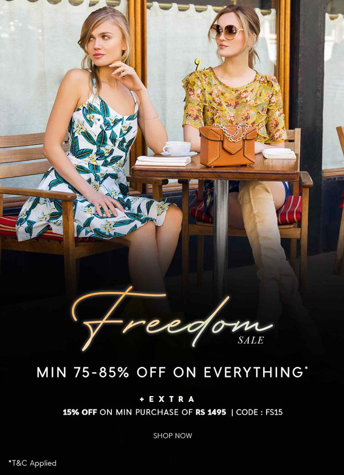 The Freedom Sale
