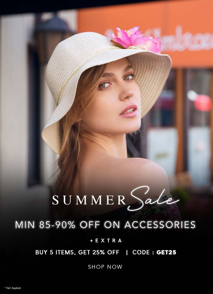UPTO 90% OFF ON ACCESSORIES
